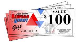 Handyman Assist Gift Vouchers
