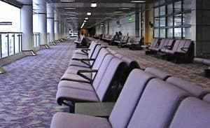 Manchester Airport Seating