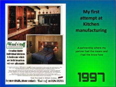 YAY Fitted Kitchens 1997