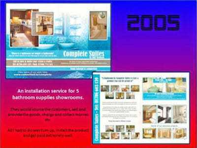 Complete Suites 2005