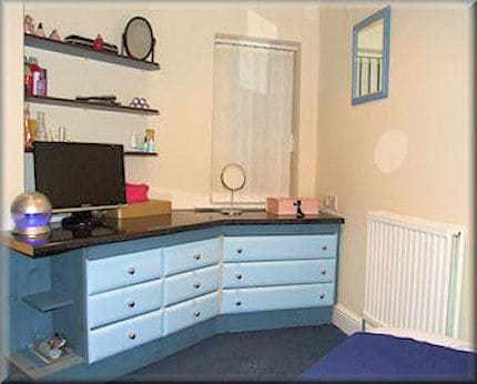 Rear Bedroom Dresser