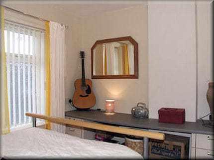 Front Bedroom Dresser